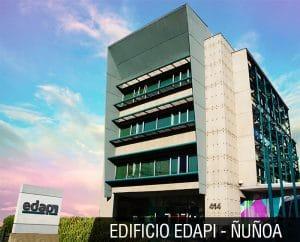 edificio EDAPI Chile-España 414
