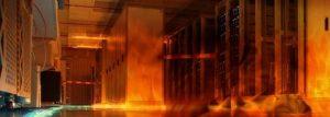 peligros inminentes en data center