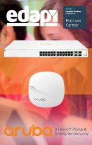 Soluciones de conectividad con EDAPI y Aruba Networks