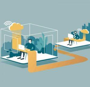 EDAPI, soluciones para implementación de oficina híbrida