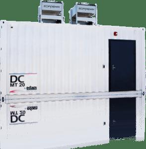 Data Center Modular Transportable